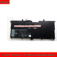 Genuine 7.6V 46Wh NNF1C HMPFH Battery for Dell XPS 13 9365 XPS 13 9365 D1605TS D1805TS Laptop