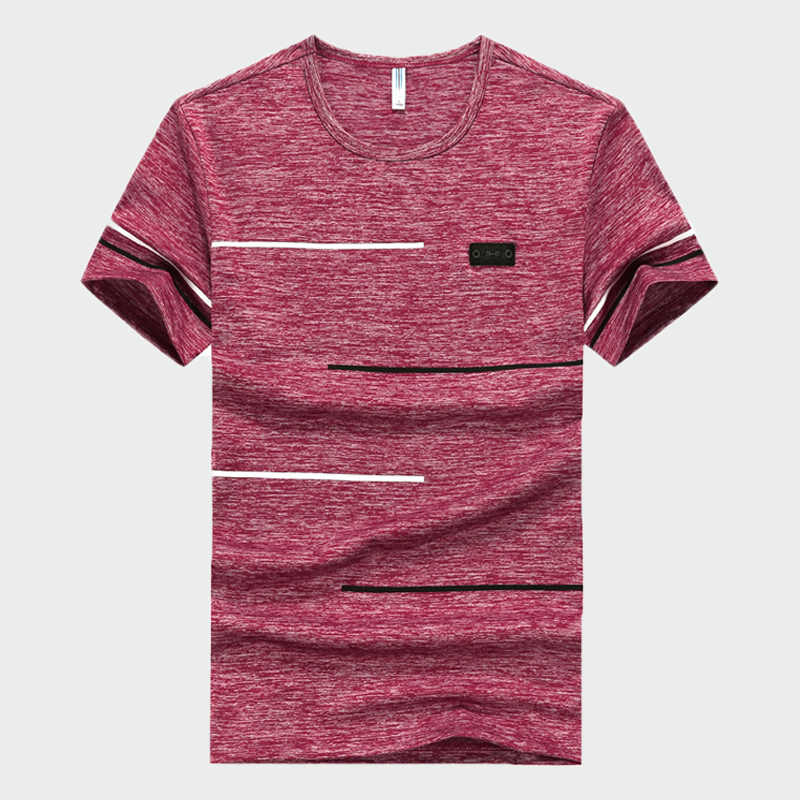 2019 Новый Для мужчин s из хлопка; одежда с овальным вырезом; футболки с коротким рукавом модные Для мужчин тренажерные залы футболка Фитнес безрукавки для бодибилдинга Топы больших размеров Размеры 9XL ML245