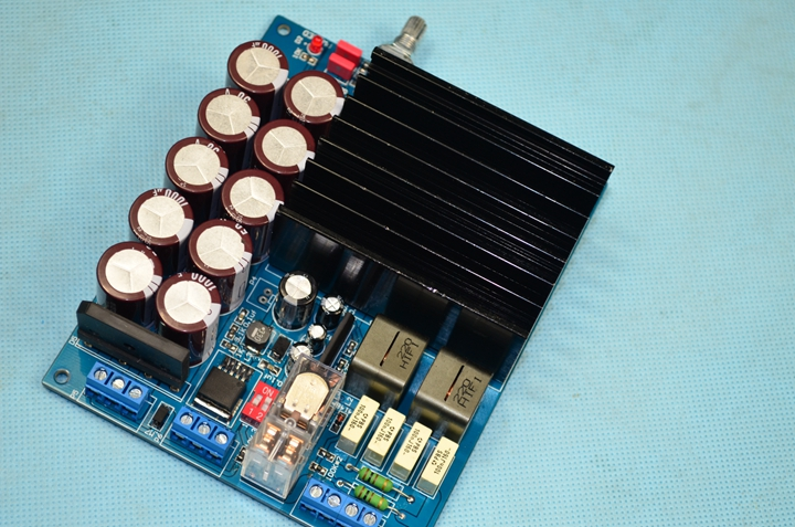 Assembeld Class D TDA8954 Stereo HIFi Digital Power Amplifier Board 420W New