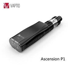 Genniue Vaptio high quality 50W shisha vape pen 2ml tank 0.2ohm OCC coil e-cigarette