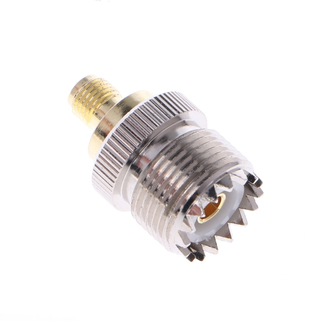 SMA Female To UHF Female RF Coaxial Connector Adapter SO-239 SO239 Connectors