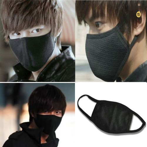 Anti-Dust Mouth Face Mask Korean Style Cotton Facial Protective Cover Masks For Men New Arrival 3