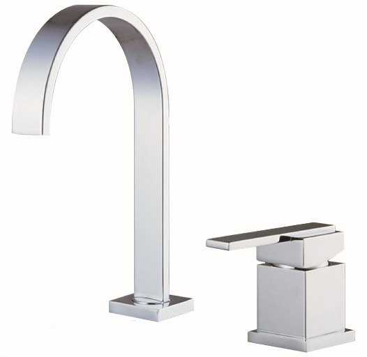Free shipping Free Shipping Solid Brass Copper Chrome Hot and Cold 2 Holes Single Handle Basin Faucet Mixer Tap BF520 chrome unqiue patent basin faucet single handle single holes hot and cold kitchen faucet mixer solid brass water tap co8723