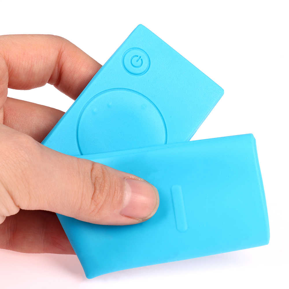 1Pc Colorful Soft Silicone Rubber TPU Remote Control Covers Protective Case Anti-Slip Rubber Dust Covers For TV And TV Box