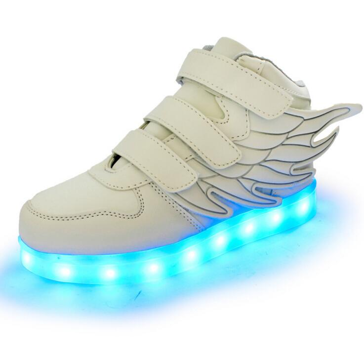 STRONGSHEN-Summer-Children-Breathable-Sneakers-With-Light-Sport-Led-USB-Luminous-Lighted-Shoes-for-Kids-Boys-Casual-Girls-Flats-1