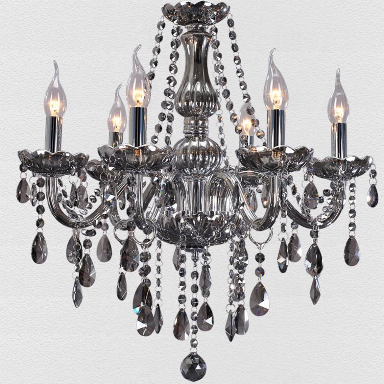 Grey Glass Chandelier Chandeliers Design – Grey Chandelier