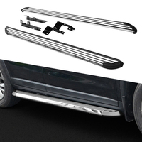 Pair Nerf Bar Running Board Side Step FIT for Nissan X-Trail Rogue 2014-2020 Platform Iboard