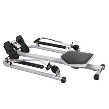 Мультифункциональная выносливая Планер для тела, гребная машина для дома, тренажеры для фитнеса, тренажеры для тренажерного зала