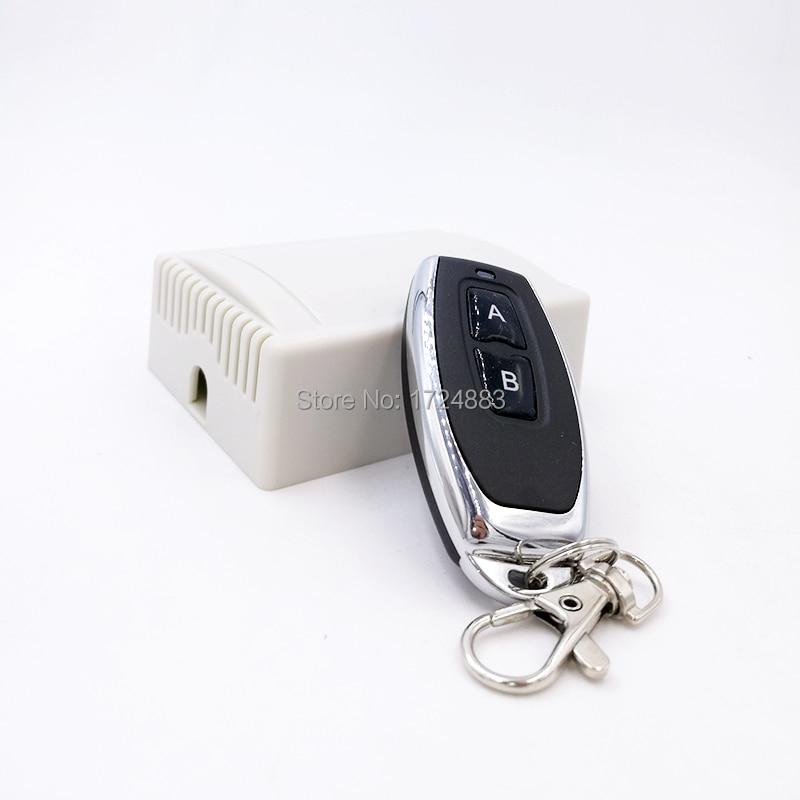 Mini sans fil à distance RF commutateur 12 V 433 Mhz dc contrôleur relais récepteur module KR1202 KR2202 + shell pour moteur linéaire actionneur