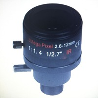 F1 4 9 22mm M12 Zoom Manual Lens For CCTV Security Camera