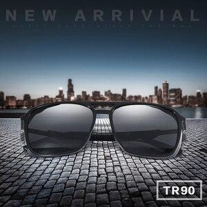 Image 2 - AOFLY แว่นตากันแดดออกแบบแบรนด์ Polarized Men Punk VINTAGE แว่นตา Steampunk แว่นตากันแดดแว่นตา Gafas De SOL AF8114
