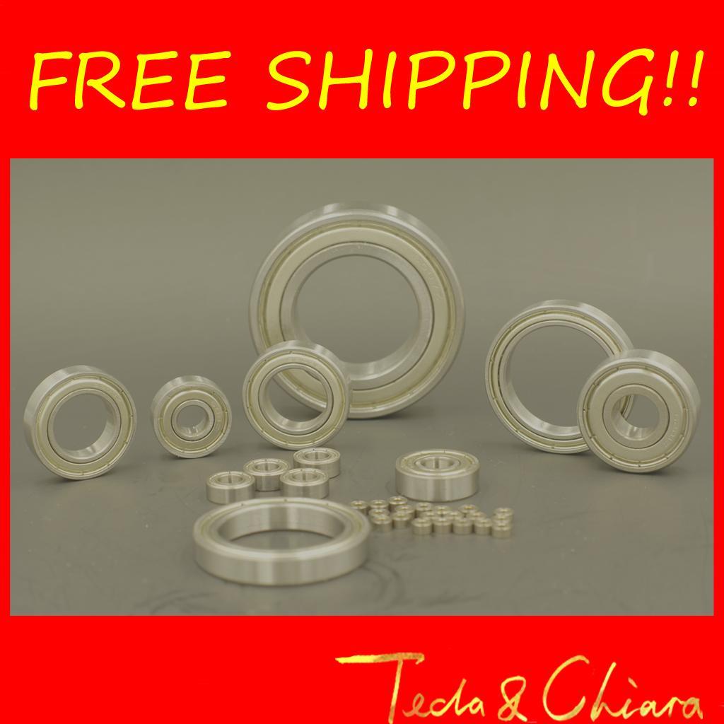 1Pc 6009-2Z 6009ZZ 6009zz 6009 zz Deep Groove Ball Bearings 45 x 75 x 16mm Free shipping High Quality gcr15 6326 zz or 6326 2rs 130x280x58mm high precision deep groove ball bearings abec 1 p0