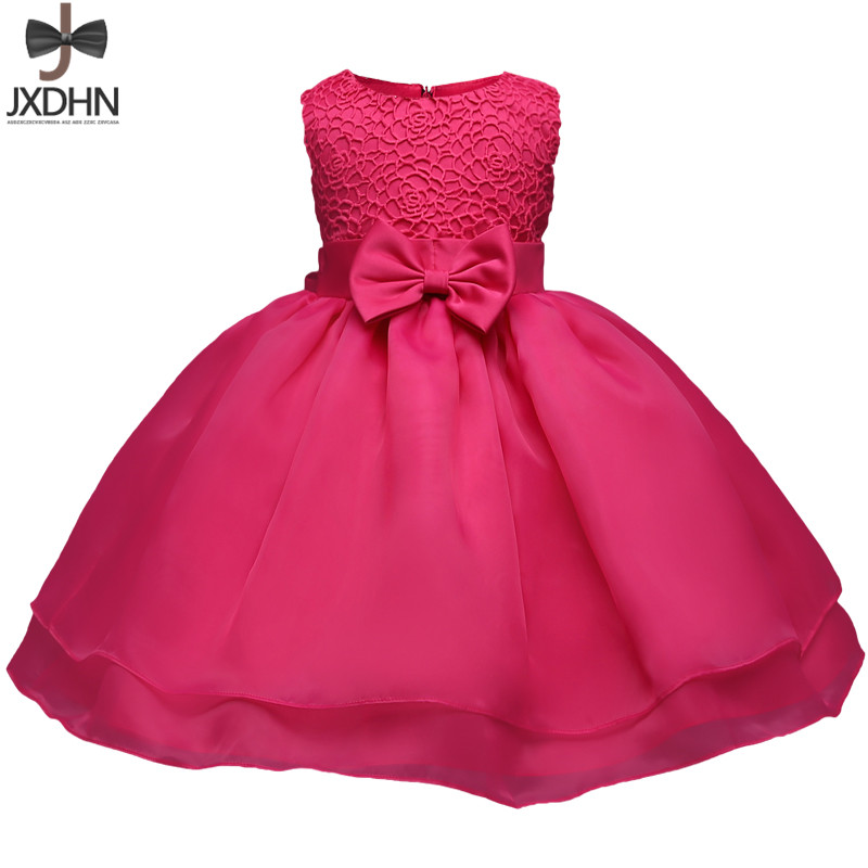 Newborn Baby Girl Clothes e Birthday Dress Toddler