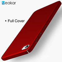 Full cover Plastic shell 5.0for ZUK Z2 Case For Lenovo ZUK Z2 Cell Phone Back Cover Case
