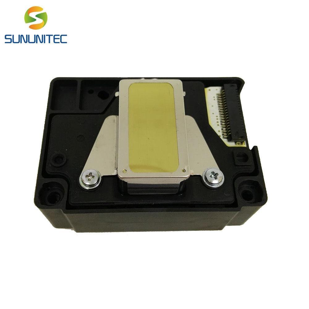 Original F185000 cabezal de impresión para Epson T1100 T1110 Me1100 C110 C120 L1300 T30 T33 TX510 Me70 Me650 impresora boquilla
