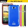 Imuca caso do telefone do silicone para htc one x s720e caso capa para htc one x xl x mais caso tpu macio telefone shell acessórios