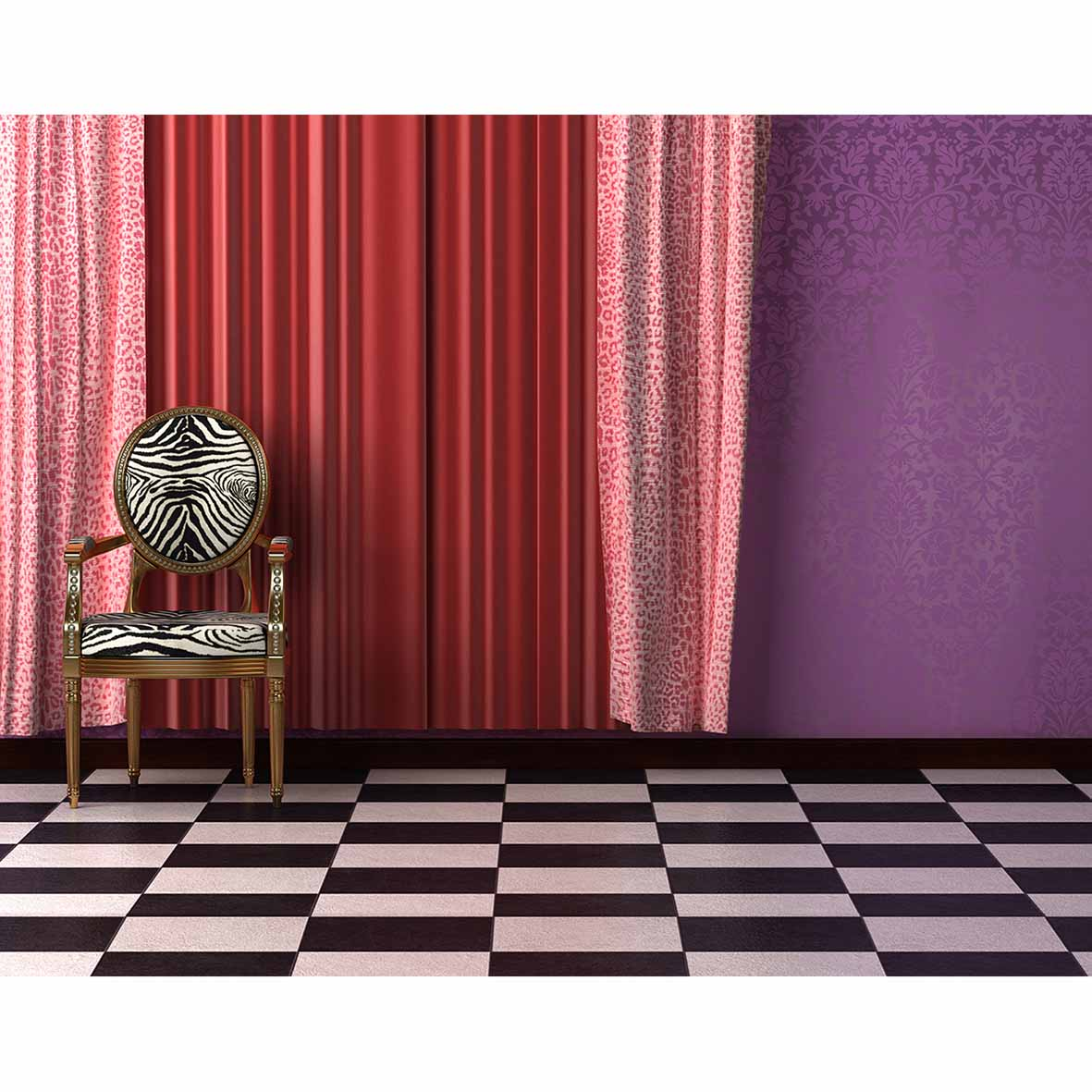 Allenjoy Vinyl Photo Backdrops Fight Black And White Red Purple Armchair  Background Photobooth Fotografica Original Design In Background From  Consumer ...