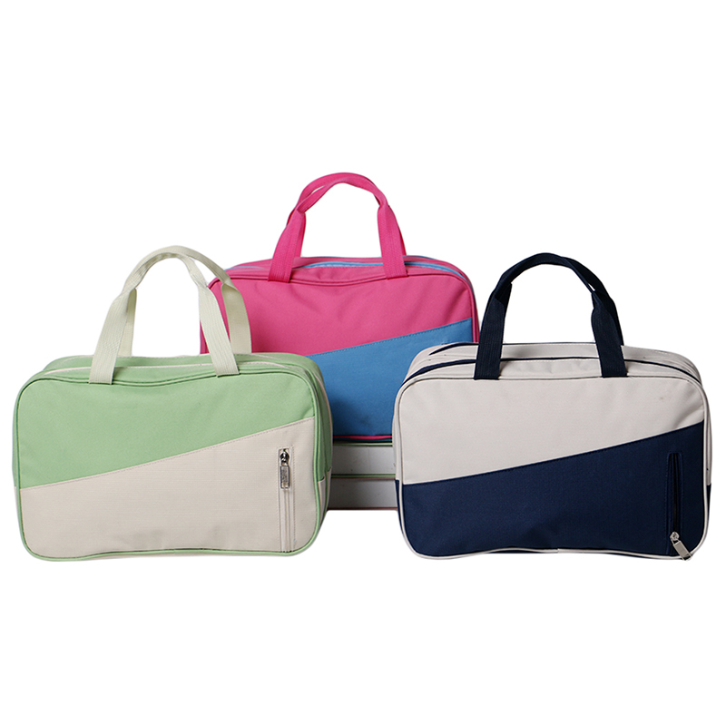 Home Unisex Oxford Handbag Hot Waterproof Beach Swimsuit Storage Shoulder Sports Bags Travel Portable Swimming Handbag Tote A Great Variety Of Models