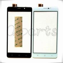 """5.5 """"+ лента Для Blackview A8 Макс сенсорным экраном дигитайзер датчик сенсорный экран мобильного телефона сенсорная панель переднее стекло бесплатная доставка"""