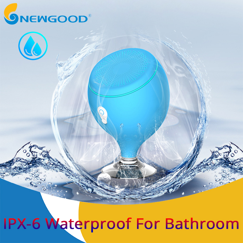 Waterproof ipx6 floating speaker bluetooth portable - Waterproof speakers for swimming pools ...