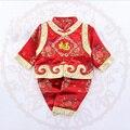 Оптовая Китайский традиционный костюм боевые искусства равномерное кунг-фу костюм Для Детей Child Мальчики этап производительности одежда