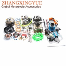 47mm large aperture 80CC kit performance A9 cam CDI GY6 50cc carburetor of 139QMB 1P39QMA 6