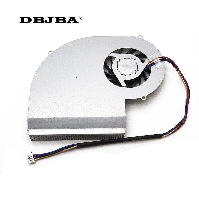 Ventilateur pour ASUS K61IC X66IC K70IC X70IC X70AB K70AB X66 K61 K501 X70 UDQF2ZR10DAS DC5V 0.24A 13n0-eua0201 ordinateur portable GPU de refroidissement refroidisseur