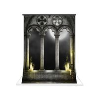 Halloween Theme 5X7FT Pictorial cloth Customized photography Backdrop Background studio prop 6#
