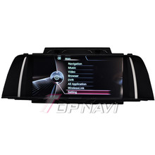 Quad Core Android 4.4 Car Stereo for F10 2014 2015 For BMW With Map 16GB Flash Mirror Link GPS Wifi Bluetooth