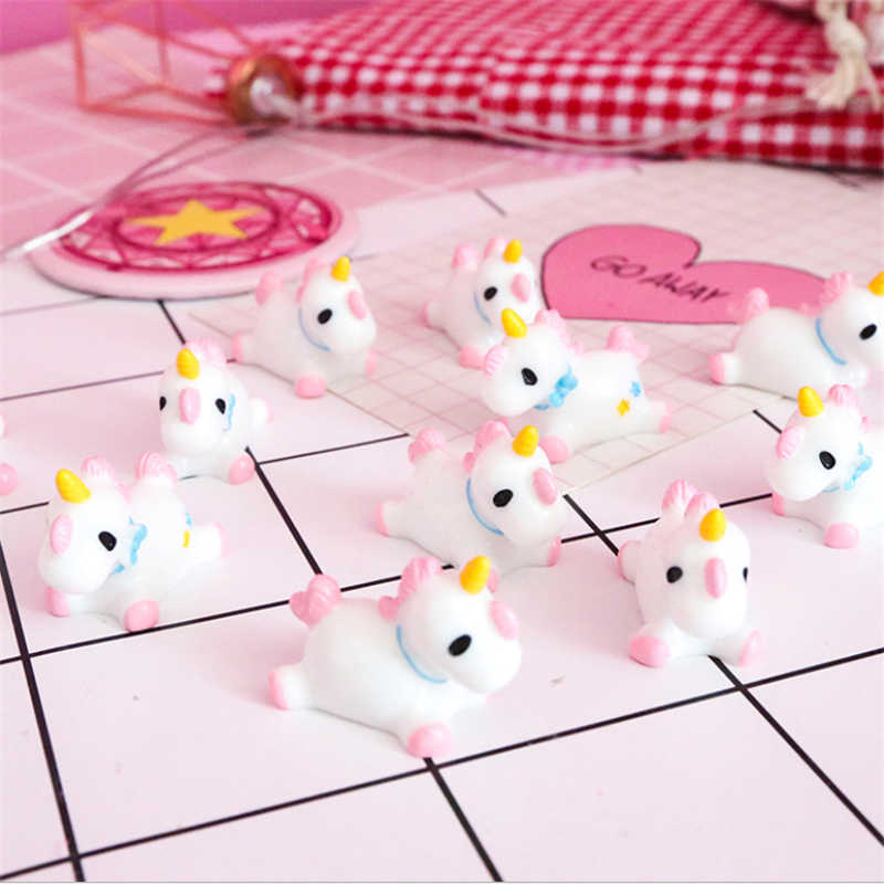 Detail Feedback Questions About 1Pcs Unicorn Cute Crafts Home