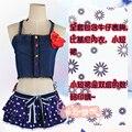 lovelive! Maki Nishikino cosplay summer dress women cosplay costume
