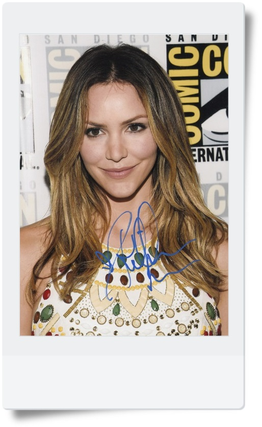signed Katharine McPhee  autographed photo 7 inches  freeshipping  072017 06 signed cnblue jung yong hwa autographed photo do disturb 4 6 inches freeshipping 072017 01