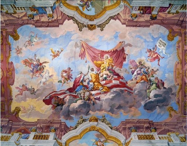 Online Shop Custom photo 3d ceiling murals wall paper Zeus in Greek