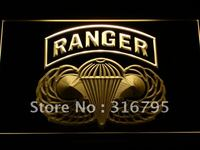 F143 Y US Army Ranger Parawings Neon Light Sign