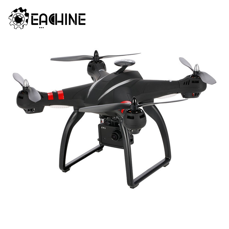 BAYANGTOYS X21 Brushless WIFI Double GPS FPV Racing RC Drone Quadcopter 1080P Gimbal HD Camera Black 2.4G 6-Axis