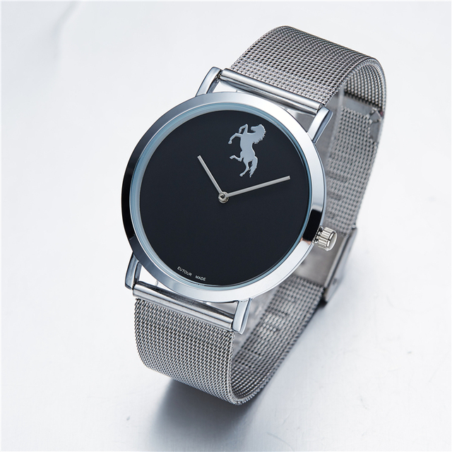 buy zalora bb watches male klein hk black daniel