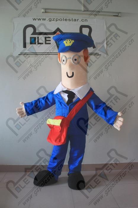 bandolera cartero pat mascota traje post hombre trajes de - Disfraces