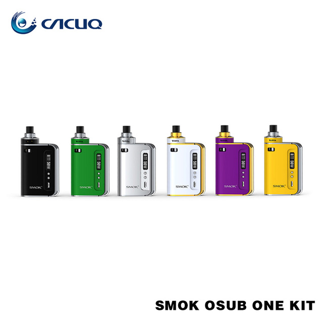 Original Smok OSUB One TC Starter Kit with Built-in 2200mAh Battery Smoktech Osub One 50W Kit with Leak-proof Hidden Tank