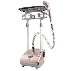Portatile A Doppio palo di ferro appesa a casa macchina elettrica vestiti indumento piroscafo da stiro portatile piccolo ferro da stiro verticale piena delle parti