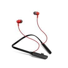 X17 Bluetooth Earphone bass HIFI Earbuds IPX5 Waterproof BT4.2 TF card Neckband Wireless Headset Wireless Headphone bluetooth headset wireless headset supports tf card mobile computer tablet heavy bass folding portable adjustable