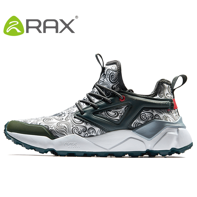 RAX Breathable Trekking Shoes Men Hiking Shoes Outdoor Climbing Sports shoes Comfort Walking shoes for women sneakers 73-5C425