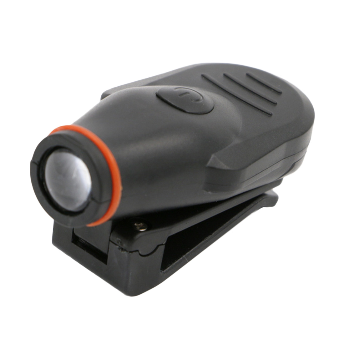 NEW Mini LED Headlight Forehead Flashlight Cap Hat Torch Head Light Outdoor Fishing Camping Hunting Clip-On With Battery