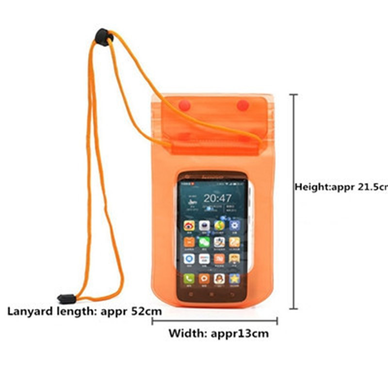 Wasserdichter Telefonkasten, Unterwasserfoto-Tauchbeutel, Packsäcke - Home Storage und Organisation - Foto 5