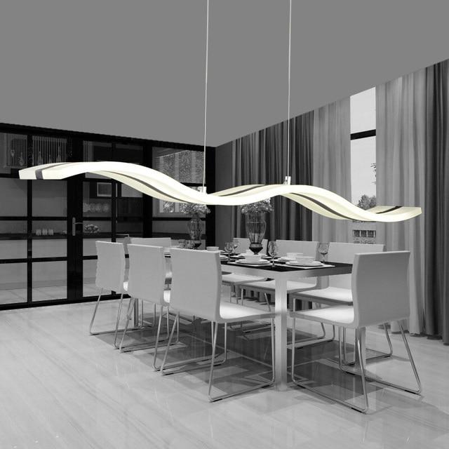 LED Modern Wandering Minds Pendant Lights Fixture Nordic S Acrylic  Droplight Home Indoor Restaurant Dining Room