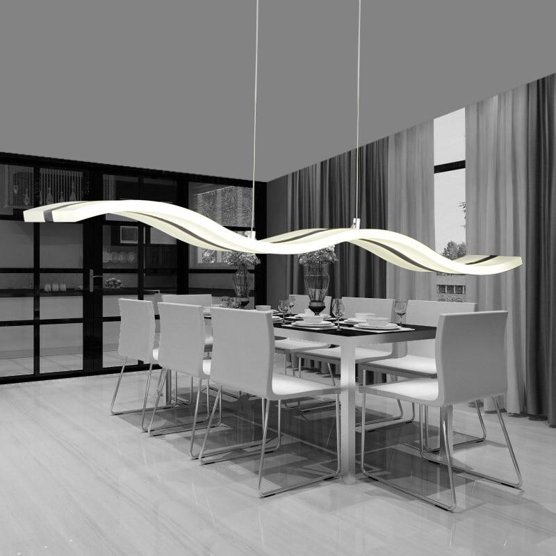 led modern wandering minds pendant lights fixture nordic s acrylic droplight home indoor restaurant dining room - Modern Pendant Lighting For Dining Room