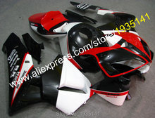 Hot Sales,For Honda CBR600RR F5 2005 2006 Fairing Parts CBR 600 RR F5 05 06 Full ABS Motorcycle Fairing Set (Injection molding)