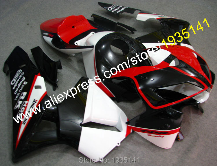 Hot Sales,For Honda CBR600RR F5 2005 2006 Fairing Parts CBR 600 RR F5 05 06 Full ABS Motorcycle Fairing Set (Injection molding)