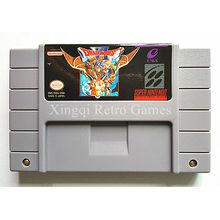Super Nintendo SFC/SNES Игры Dragon Quest VI Видеоигры Картридж Консоли Карты США Английская Версия
