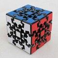 Nova marca X-cubo 60mm 3x3x3 Velocidade Cubo Mágico Engrenagem V1 3D Puzzle Cubos crianças Brinquedos Educativos Presente de Aniversário
