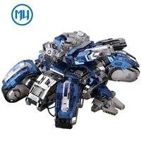 2017 MU 3D Metal Assembling Puzzle Siege Edition Tank Model YM N025 D DIY 3D Laser